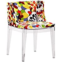 Zuo Pizzaro Dining Chair (Set of 2), Multicolor