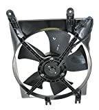 A/C Condenser Cooling Fan Assembly Right RH