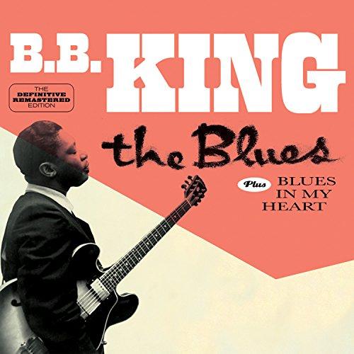 CD : B.B. King - Blues + Blues in My Heart (Spain - Import)