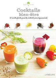 Cocktails bien être par Sandrine Houdré-Grégoire