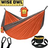 great very small patio design ideas Wise Owl Outfitters Hammock Camping Double & Single with Tree Straps - USA Based Hammocks Brand Gear, Indoor Outdoor Backpacking Survival & Travel, Portable DO Org/Gy