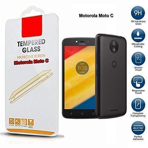 Motorola Moto C Protector de pantalla de cristal templado (sólo ...