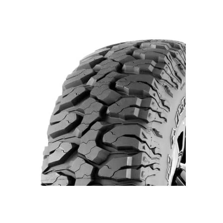 Milestar Patagonia M/T Mud-Terrain Radial Tire – 31X10.50R15 109Q