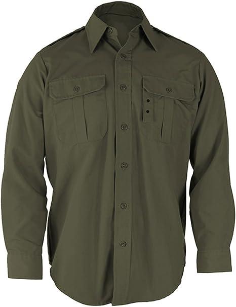 Propper Tactical Dress Shirt - Long Sleeve - Tejido LS Hombre