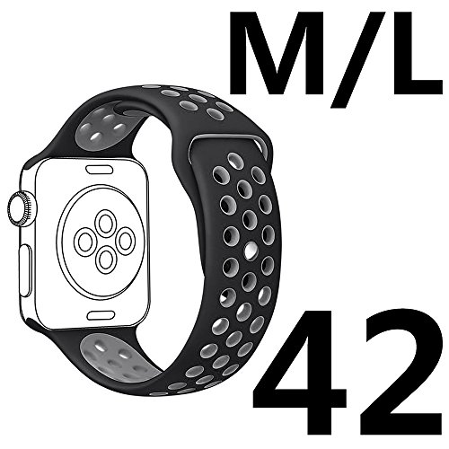 Apple watch nike band 42mm M/L
