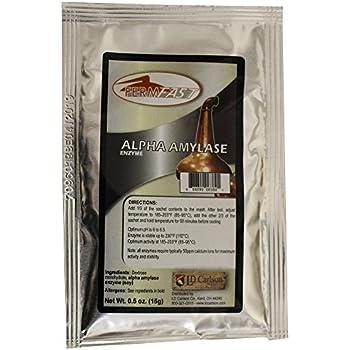 Amazon.com: Enzima amilasa, 1 libra.: Industrial & Scientific