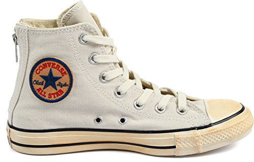 Chuck Converse Unisex Twill Taylor Sneaker Washed All Homme Star Back Vintage Hi Zip dRRxr7wq