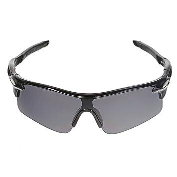 9b8d85cbd84 Protective Outdoor Sport Sunglasses UV 400 for Men + Women – Best for Golf  – Running