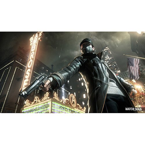 Watch Dogs - Playstation 3 - State Shops Chicago On Street