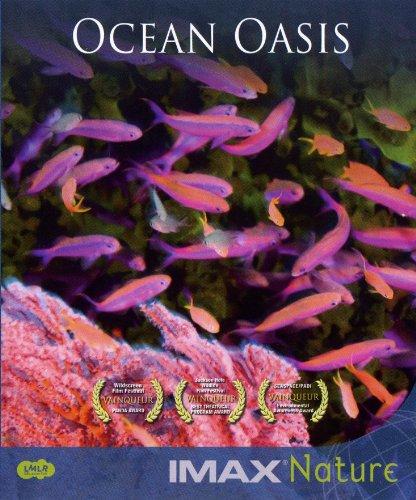 Imax Nature   Ocean Oasis  Blu Ray