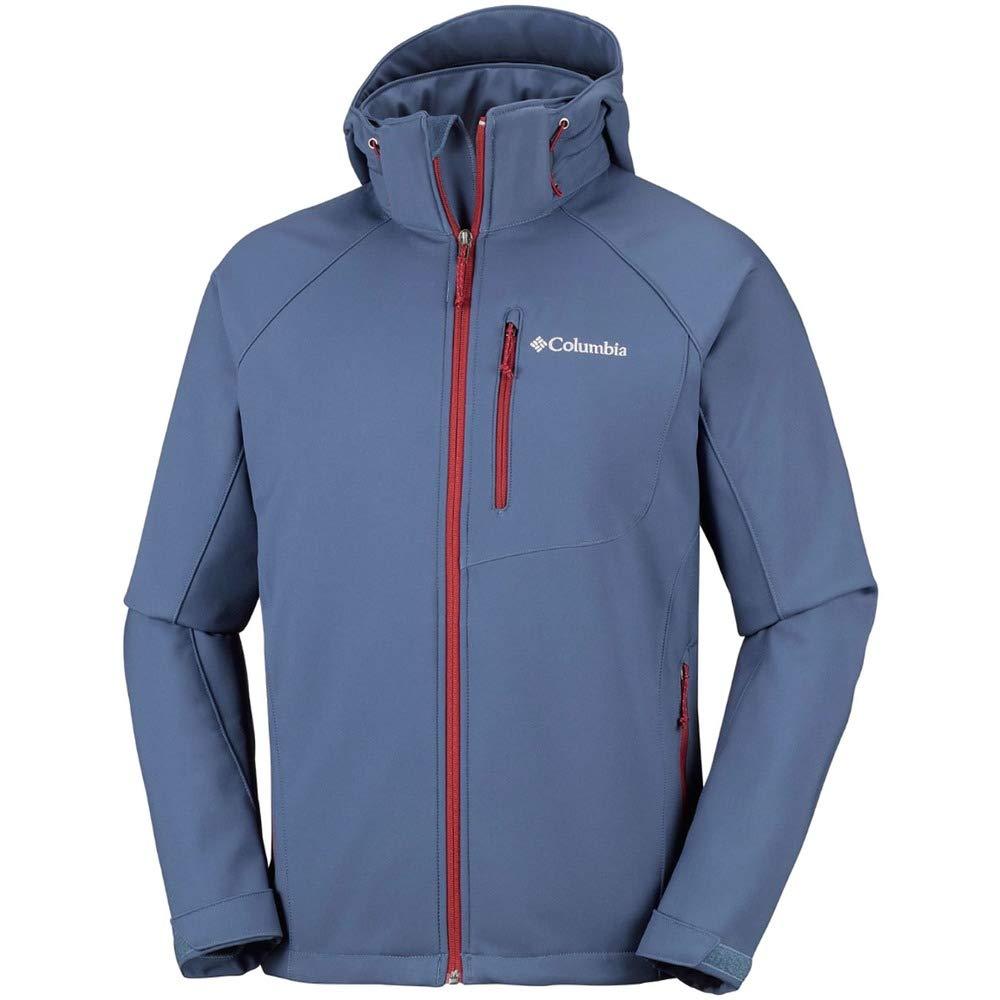 Bleu L Columbia Cascade Ridge II Veste Polaire Homme