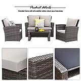 Wisteria Lane 5 Piece Outdoor Patio Furniture