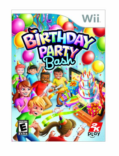Birthday Party Bash - Nintendo Wii
