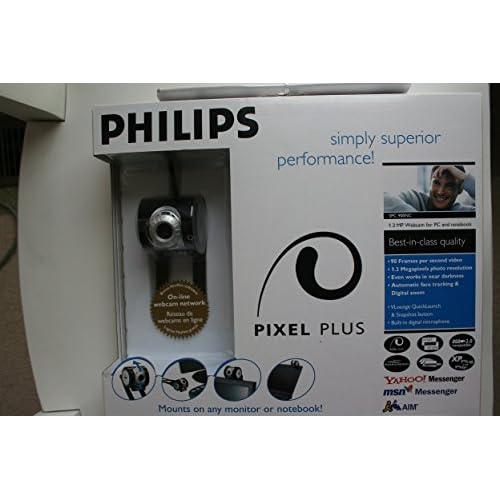 Cheap Philips SPC900NC PC Web Camera With VGA CCD Sensor And USB 20 Interface