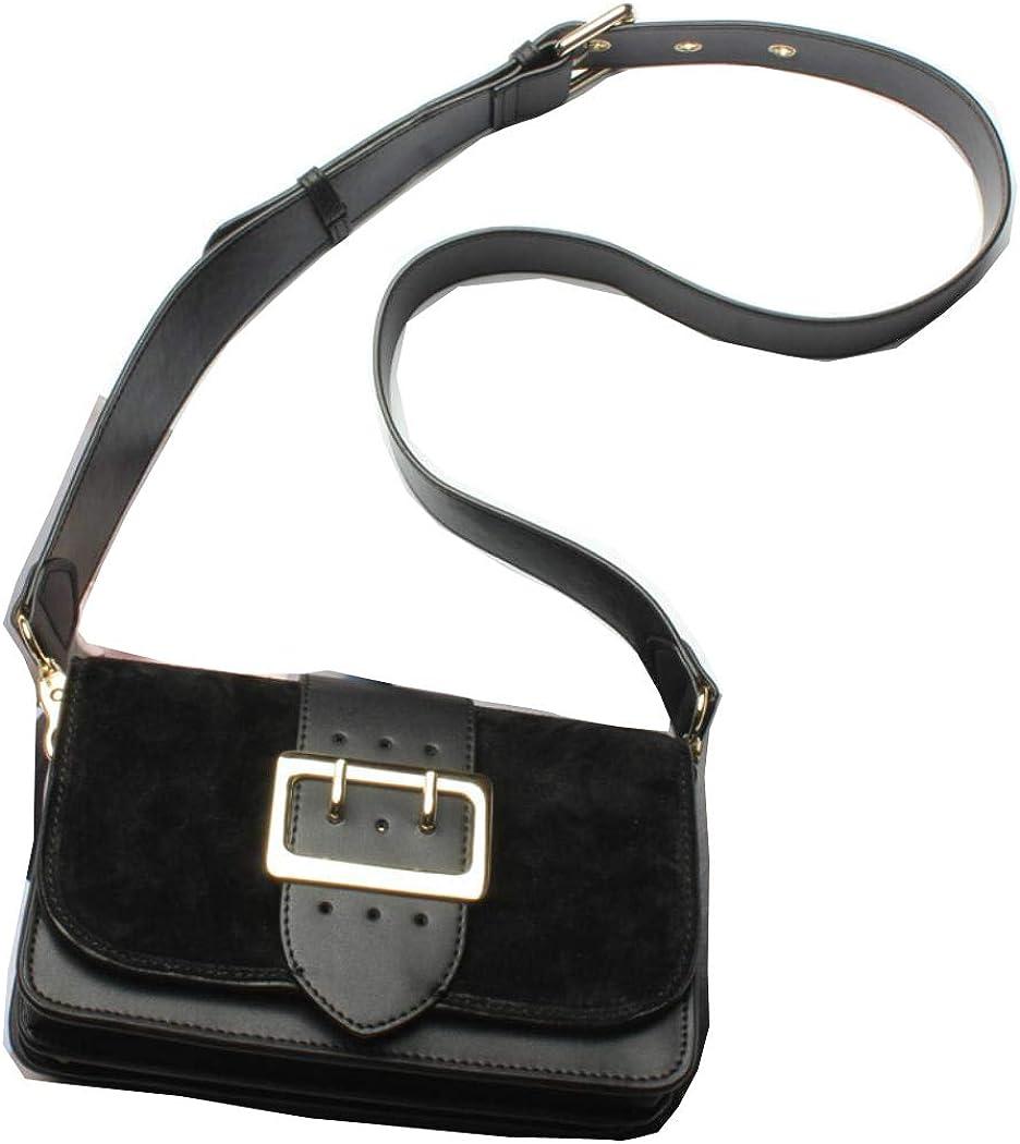 Women Leather Messenger...