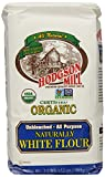 Hodgson Mill Organic Naturally White Flour, Unbleached All-Purpose, 2-Pounds (Pack of 6)