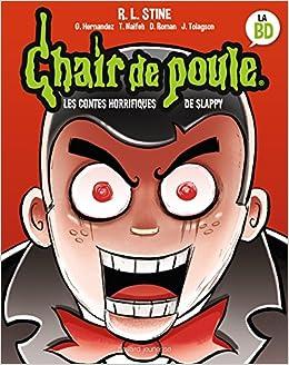 Ebooks Les Contes Horrifiques De Slappy: Bd Chair De Poule Descargar Epub