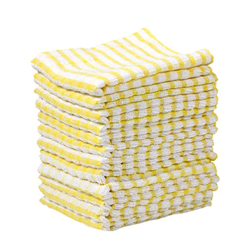 yellow dish cloth - 7