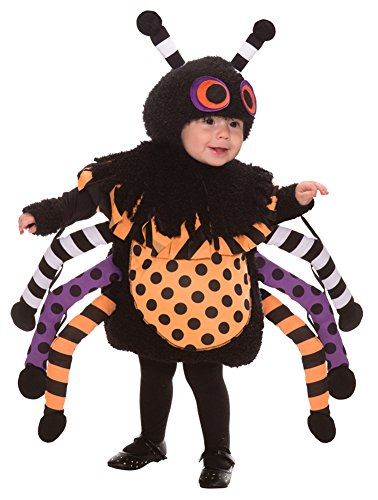 [Spider Toddler Costume 2T-4T - Toddler Halloween Costume] (Boy Spider Halloween Costume)