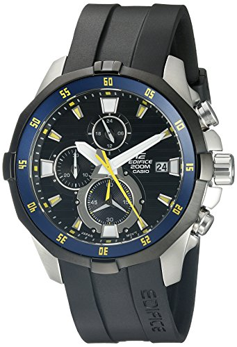 Casio EFM 502 1AVCF Edifice Black Stainless