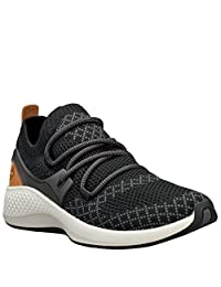 Timberland Women's FlyRoam Go Knit Chukka Fashion Sneakers