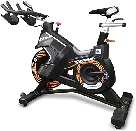 BH Fitness - Bicicleta Indoor superduke: Amazon.es: Deportes y ...