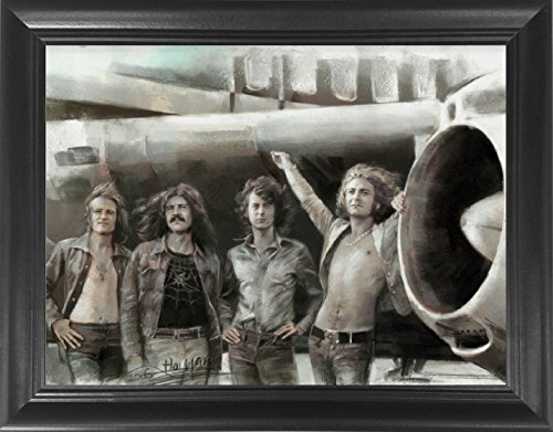 Top 10 best classic rock posters framed wall art 2020