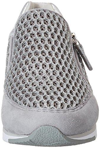 Stone Donna da Ginnastica Fashion Ice Scarpe Gabor 61 Basse Bianco FwqH8nBwXE
