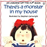 img - for There's a Monster in My House (Flap Books Series) book / textbook / text book