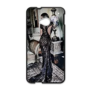 Beyonce 003 HTC One M7 Cell Phone Case Black Protective Cover