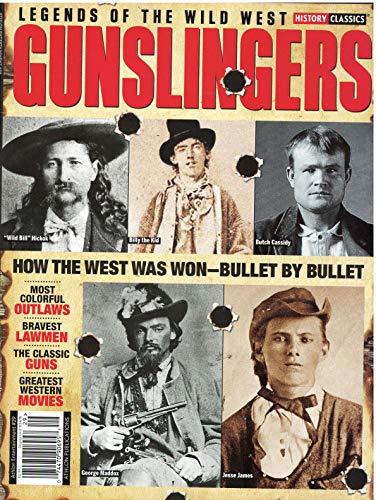 West Wild Magazine (Legends Of the Wild West Gunslingers Magazine #29 2018)
