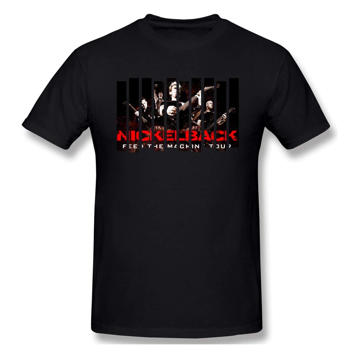 Alwaysuv S Logo Of Nickelback Classic Ts Shirts