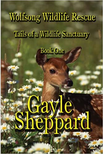 Book Wolfsong Wildlife Rescue: Tails of a Wildlife Sanctuary Book One