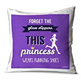 Gone For a Run Running Throw Pillow Forget - Best Reviews Guide