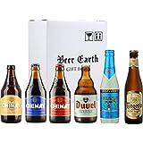 高級ベルギービール飲み比べ6本 正規輸入品【シメイ、デュベル、デリリュウム、ドンゲルロー他】 専用ギフトボックスでお届け