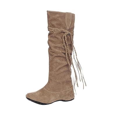 Zapatos Mujer Otoño Invierno 2017 Botas de Plataforma Zapatos de tacón Botines Zapatos Interiores / 36-42: Amazon.es: Zapatos y complementos