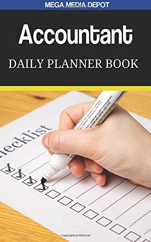 Download Accountant Daily Planner Book pdf epub