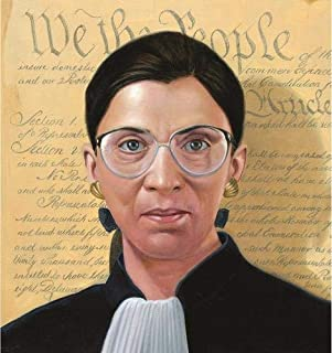 Book Cover: Ruth Objects: The Life of Ruth Bader Ginsburg