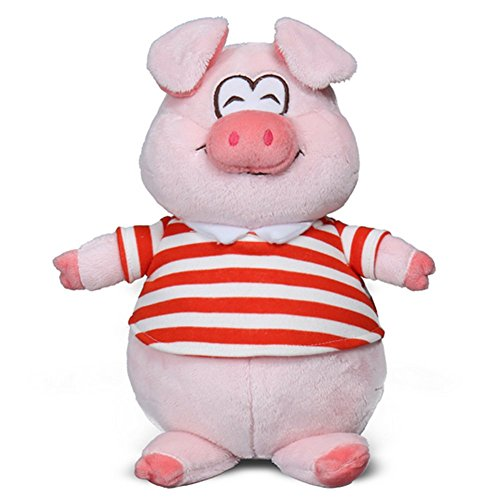 [CHAKMEE Cute Pink Pig Plush Puppet Doll] (Costume Puppet Strings)