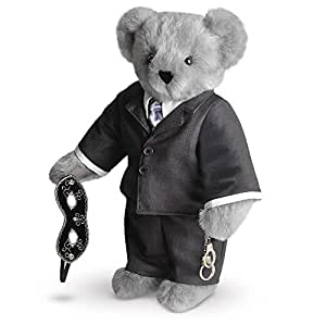 Vermont Teddy Bear - Limited Edition Fifty Shades of Grey Movie Teddy Bear, 15 inches, Made in USA