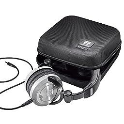 Ultrasone PRO 550I Studio Headphones, Black