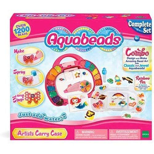 Aquabeads Artist Carry Case Playset
