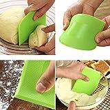2 Pieces Dough Scraper Bowl Scraper Food-safe