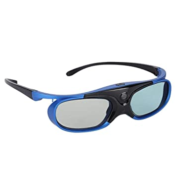 Gafas 3D, Obturador Activo Universal Tipo DLP Link Lentes de ...