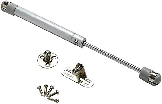 10 kg Druckkraft L/änge 269 mm 2 x Hydraulic Gasdruckfeder M/öbelt/ür zum Gas Strut Lift Schrank T/ür Wurden D/ämpfer Hinge mit 100 Nm