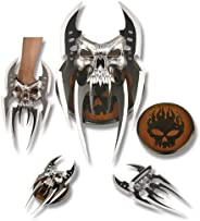 BladesUSA Mc-2091 Fantasy Claw Stainless Steel Blade 13-Inch