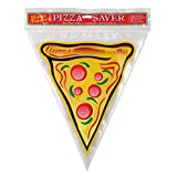 Mama Fresco's Reusable Pizza Saver Food Storage Bags, BPA Free, Pack of 12, 10-Inches x 11-Inches