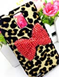 Best leegoal Cover For Iphone 5s - Leegoal 3D BOW Leopard Case Cover For iPhone Review