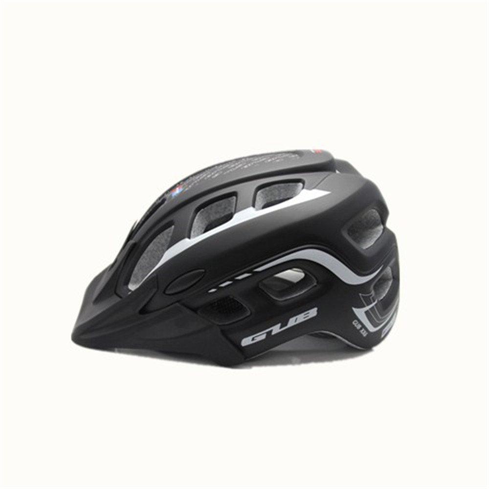 自転車用ヘルメット超軽量 自転車乗りヘルメット、自転車安全ヘルメット、屋外サイクリング愛好家に適しています。 オフロード自転車用保護帽   B07PPY7CSK
