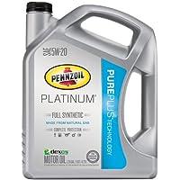 Pennzoil Platinum 5W-20 Motor Oil